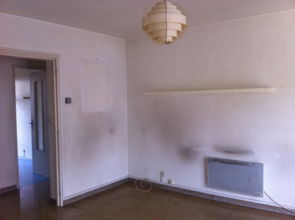 renovation appartement locatif  : avant