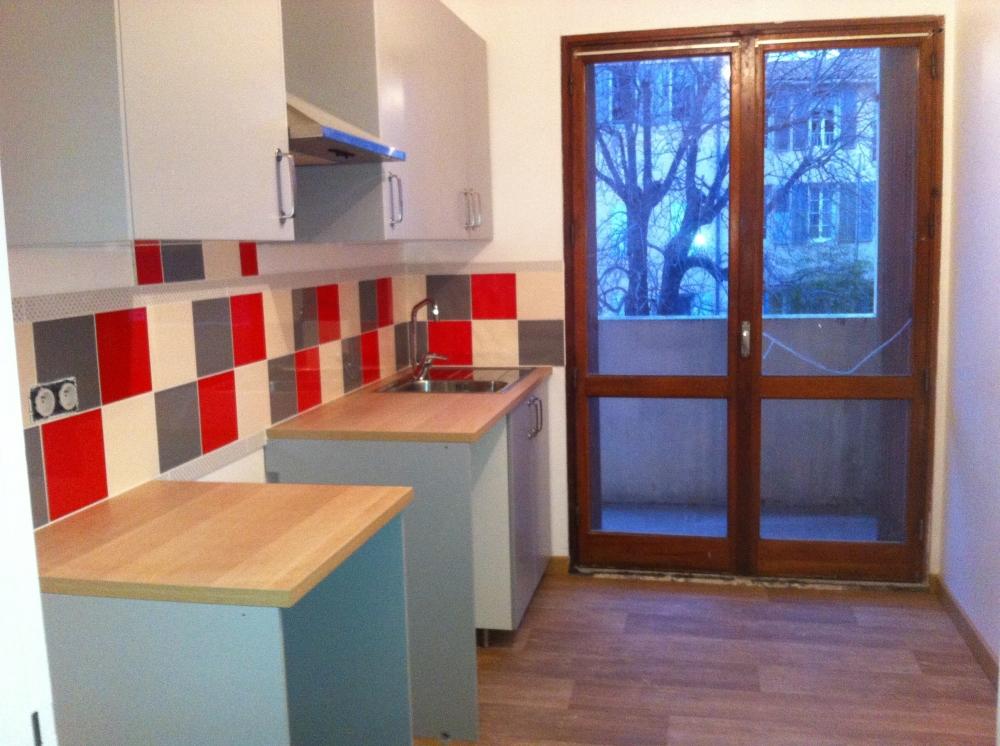 Renovation appartement locatif apr s avignon orange - Salon esthetique nimes ...